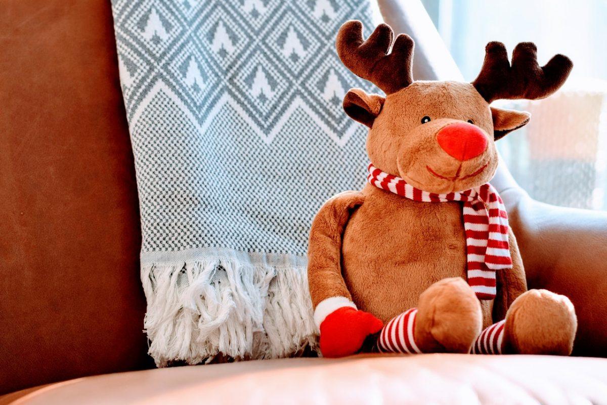Santa's Reindeers, reindeer names