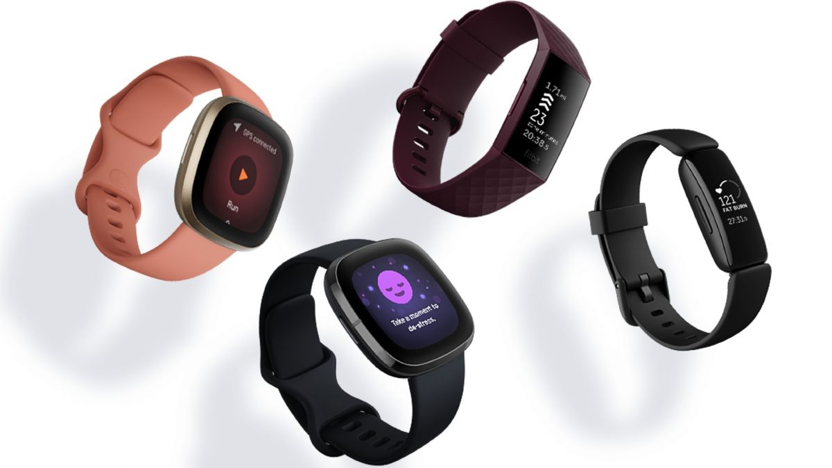 Fitbit vs. Oura Ring.