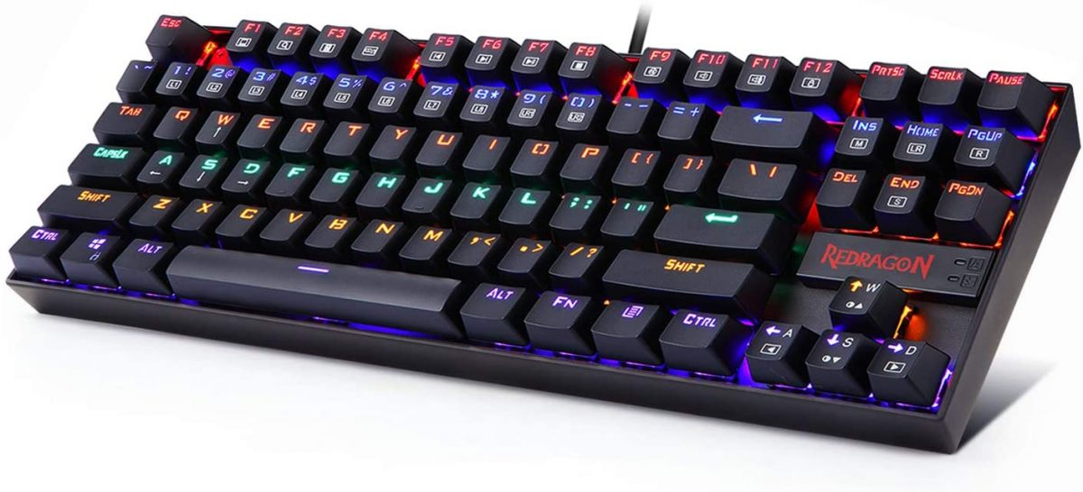 Budget friendly mechanical keyboards.