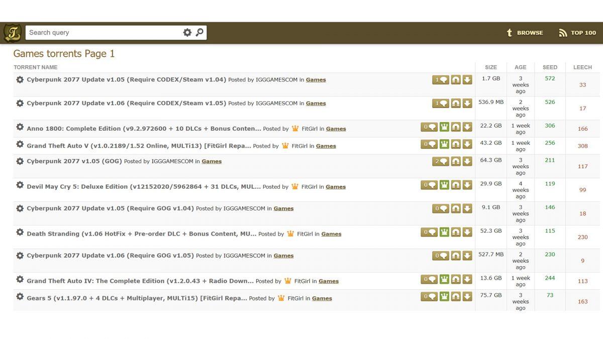 Kickass torrent site