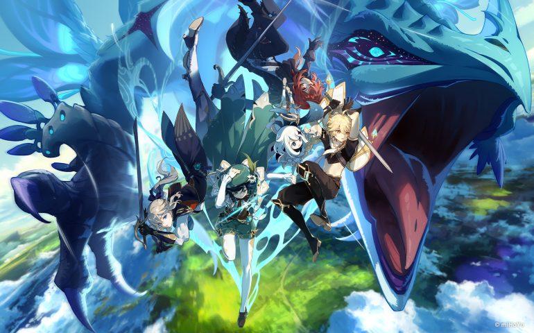 Best Genshin Impact Characters