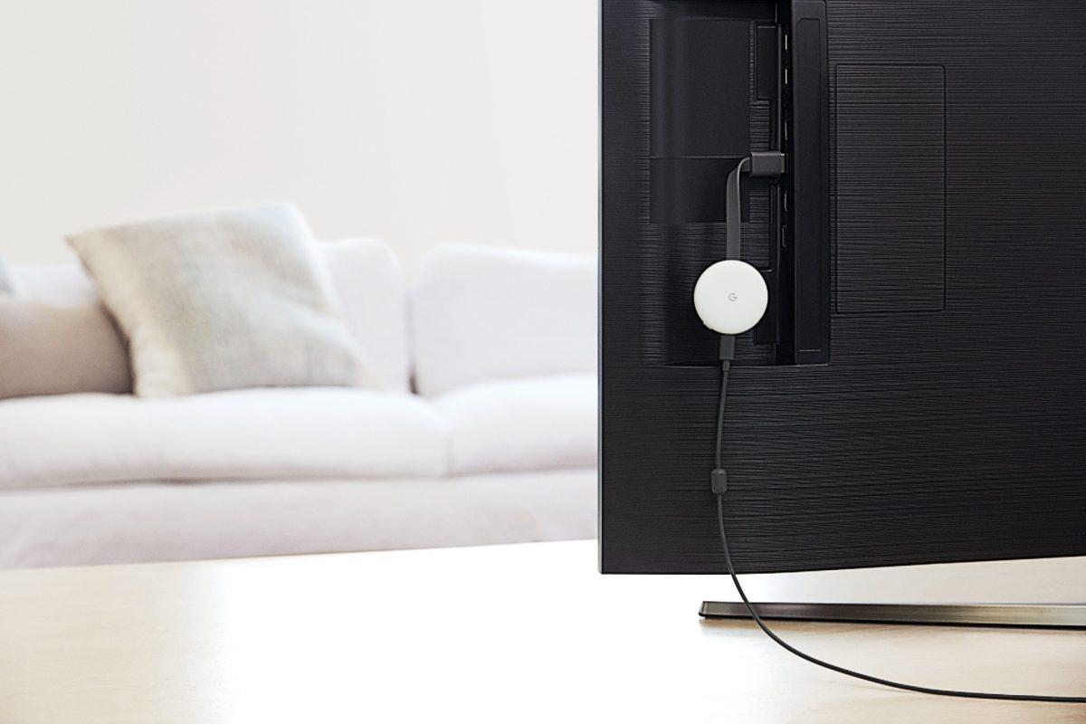 How to use Chromecast on TV