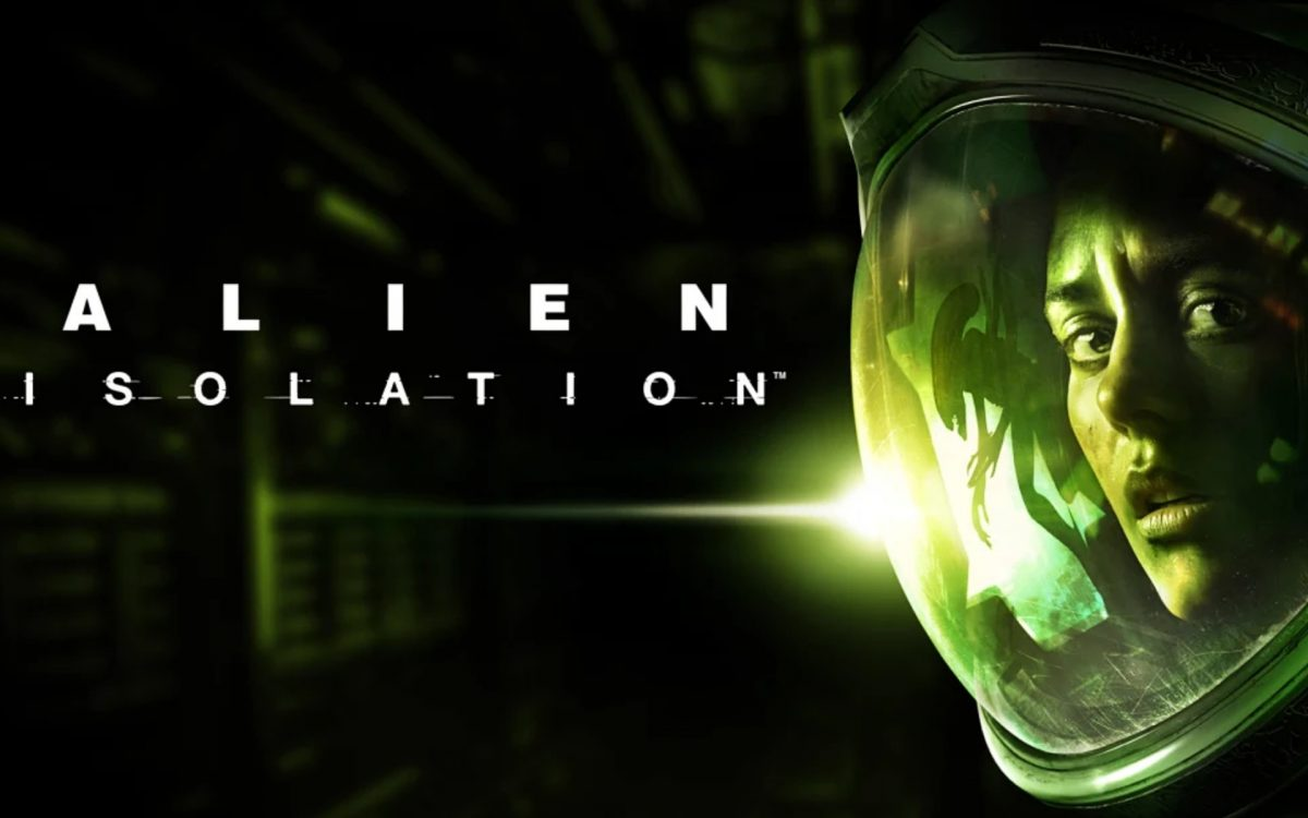 Scare yourself while playing Alien Isolation
