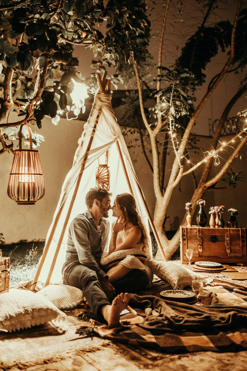 camping date ideas