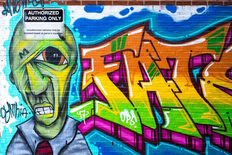 Contemporary Graffiti Art