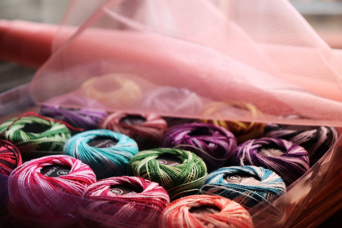 Types Embroidery Floss