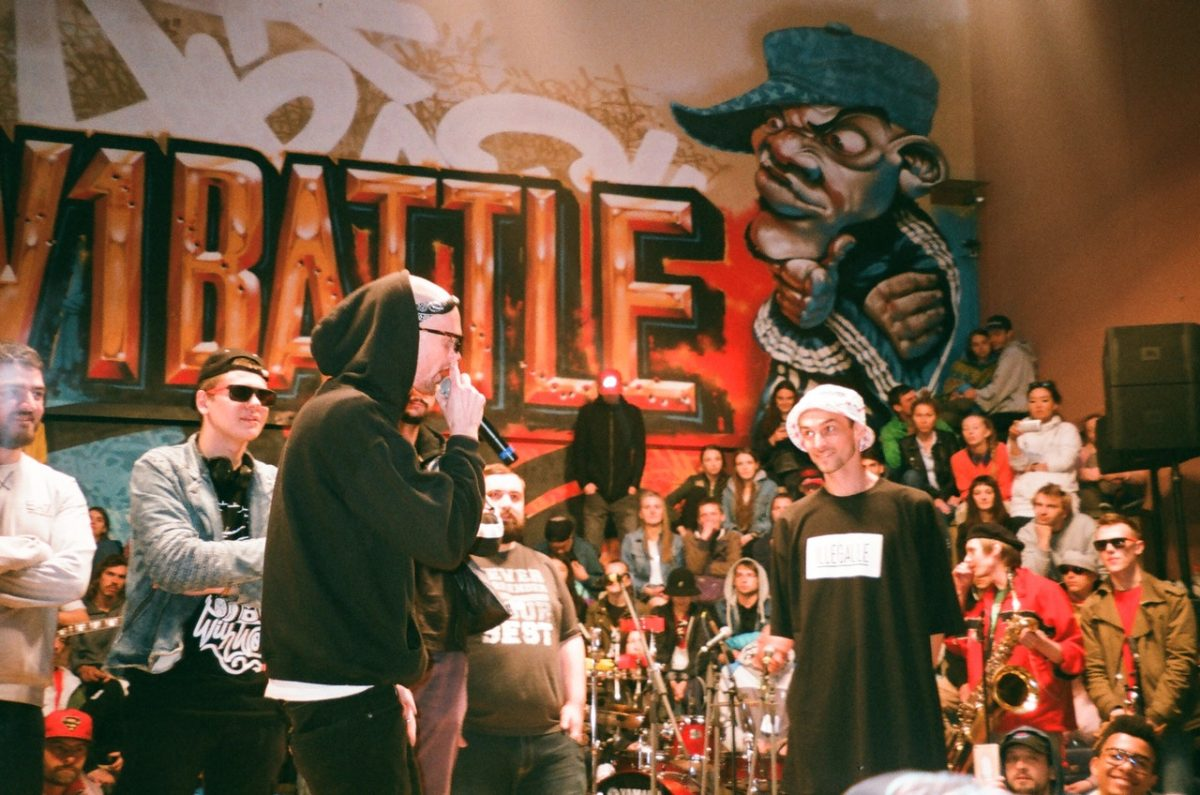 Graffiti and Hip Hop Culture