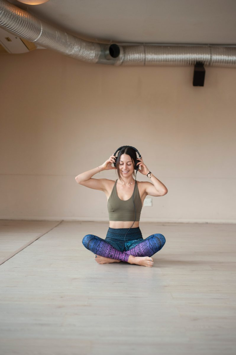 meditation music indoors