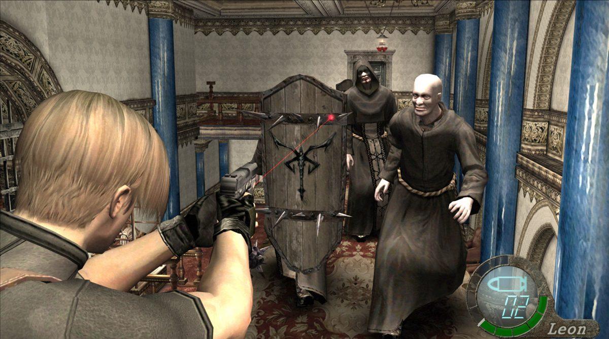 Resident Evil 4 classic survival games