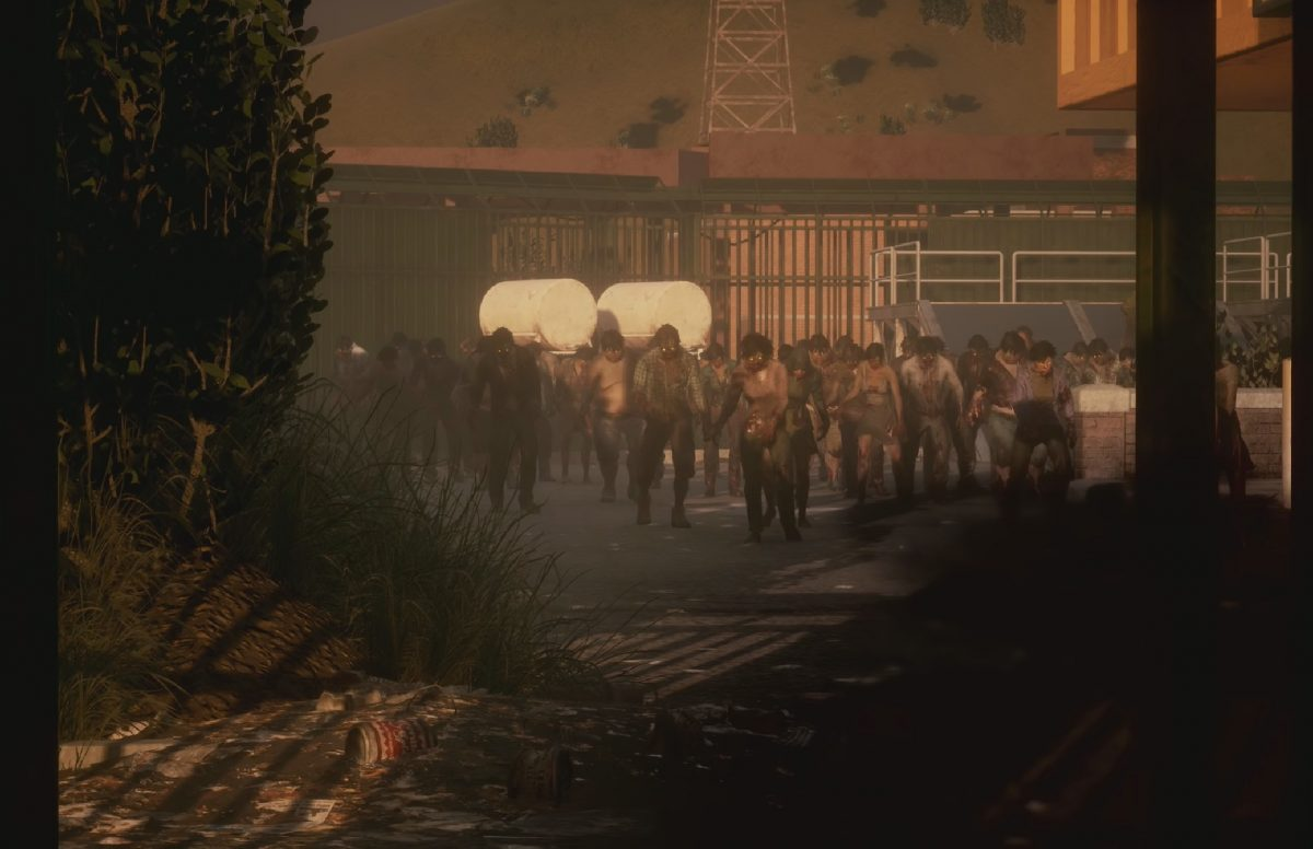 State of Decay 2 zombie survival game.