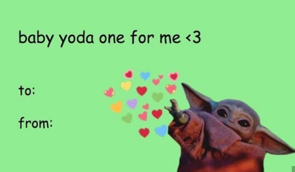 valentine's day memes cards