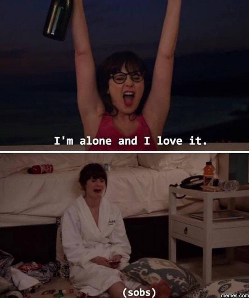 valentine's day memes for singles