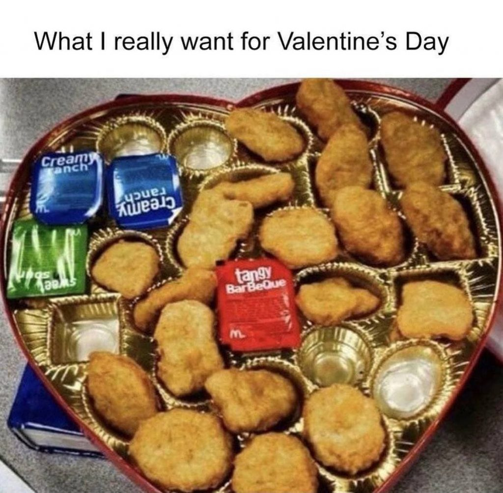 wholesome valentine's day memes