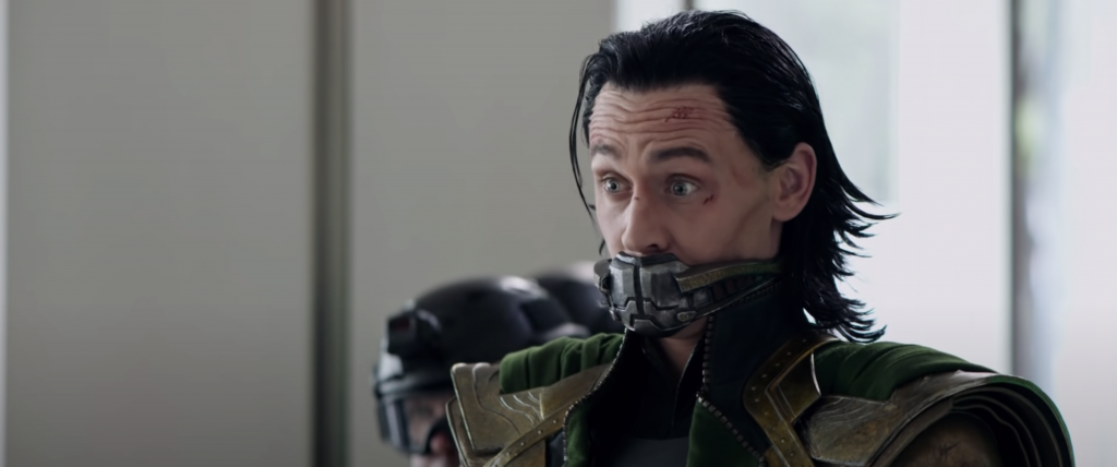 Loki's last appearance in the MCU