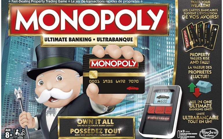 Monopoly's Rich Uncle Pennybags