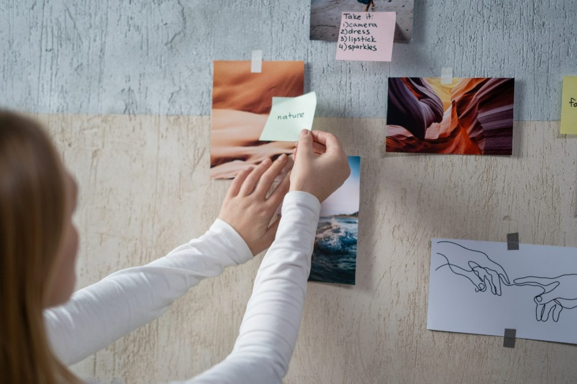 The Benefits of Vision Boards