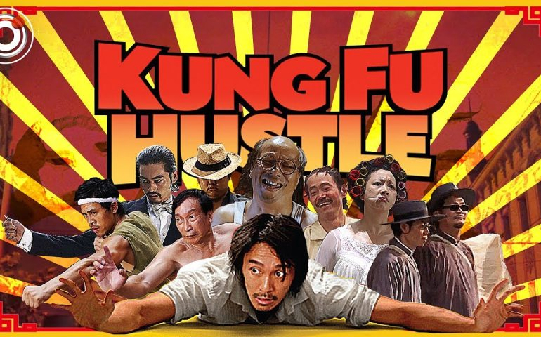 Stephen Chow's Kung Fu Hustle