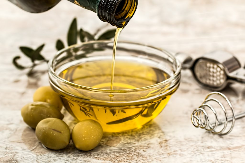 olive oil is good for cholesterol levels