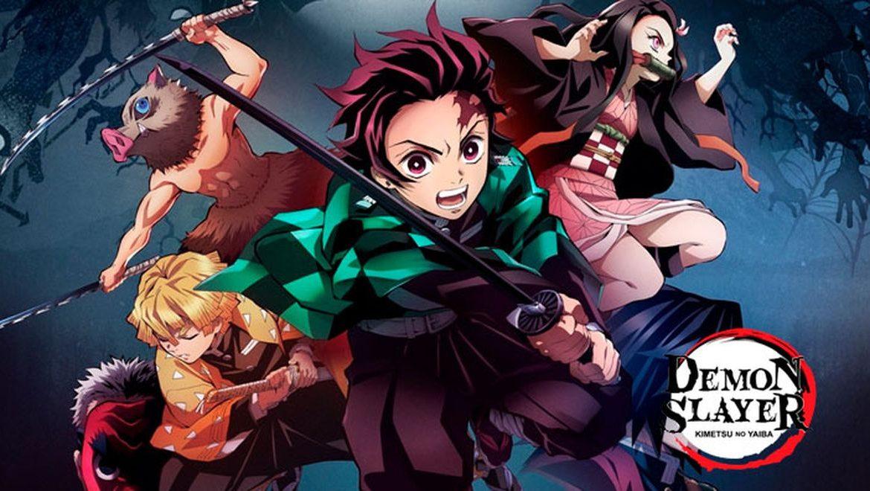 Demon Slayer Main Characters