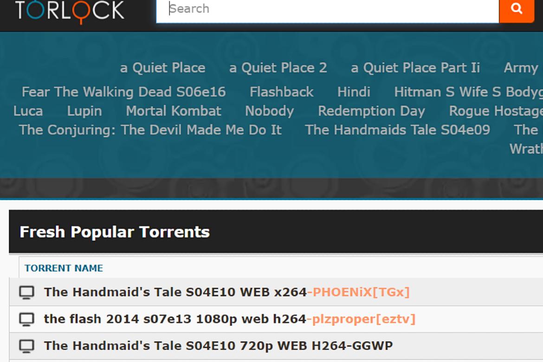 torlock search engine