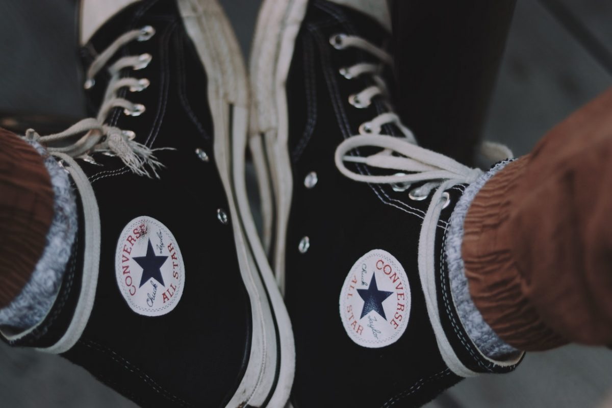 Grunge Style Shoes