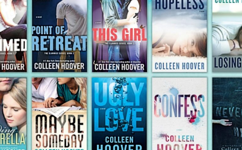 A guide to Colleen Hoover books