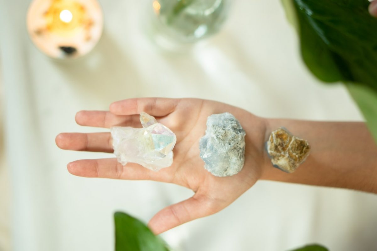 Using Other Crystals for Cleansing