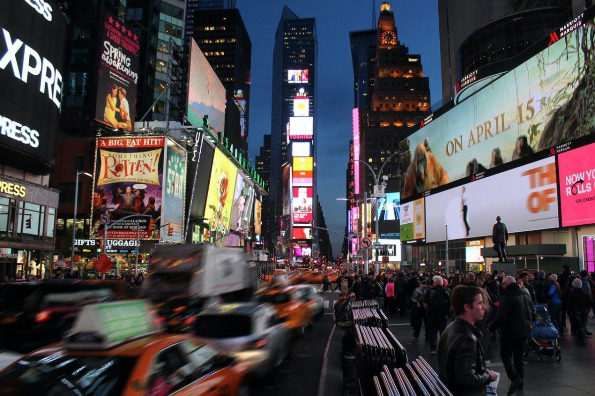 Broadway Show Date Night