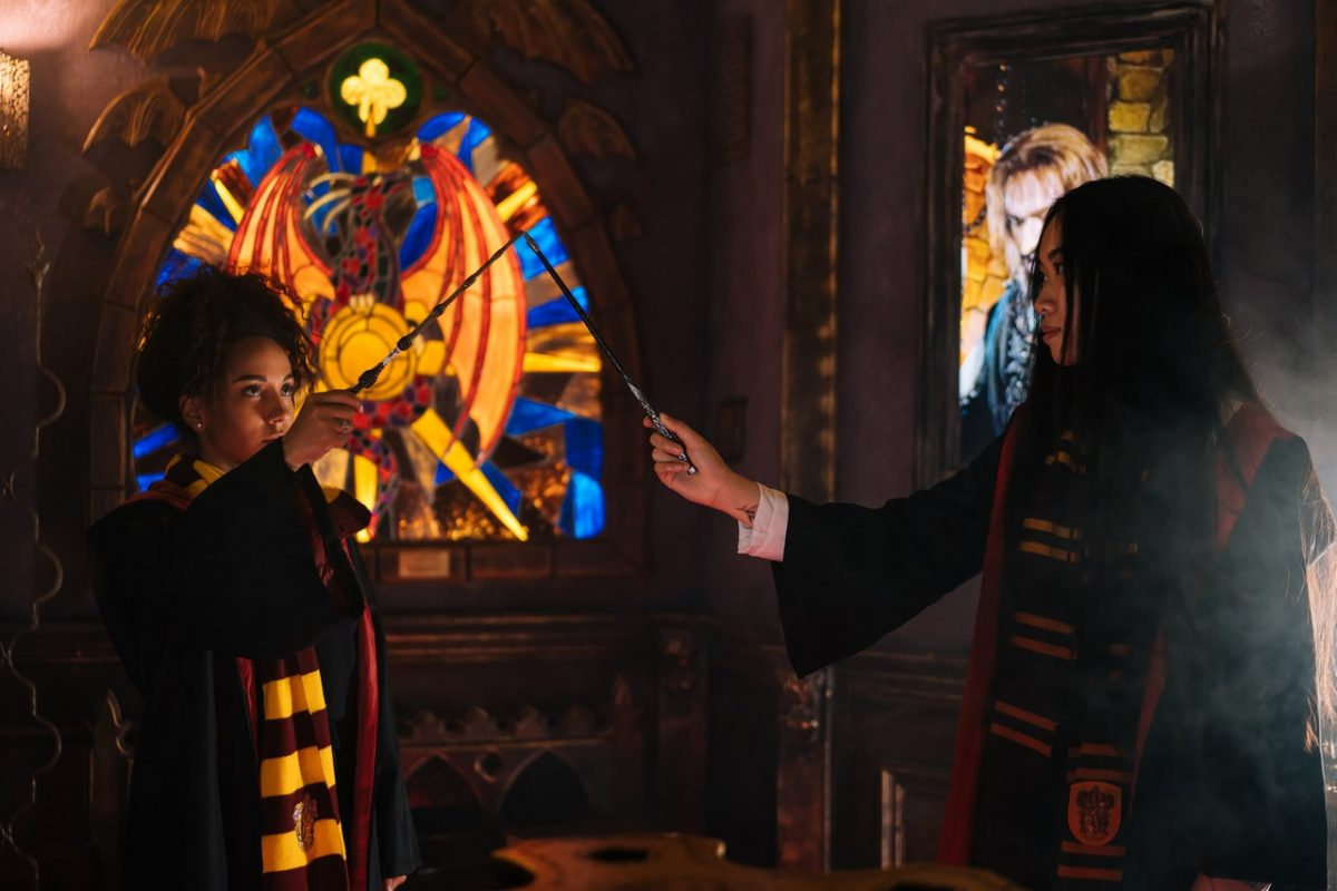 Harry Potter Themed Date Night