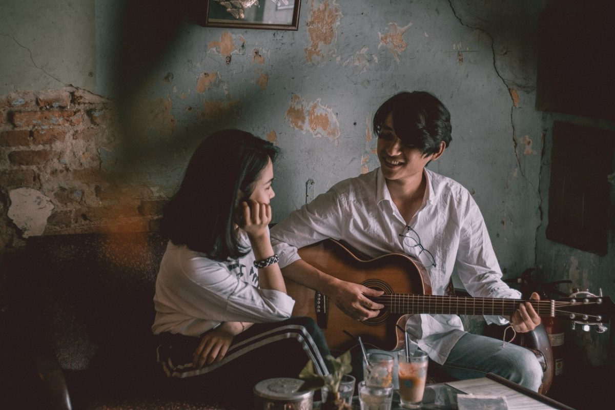 Learn Instruments On Your Date Night