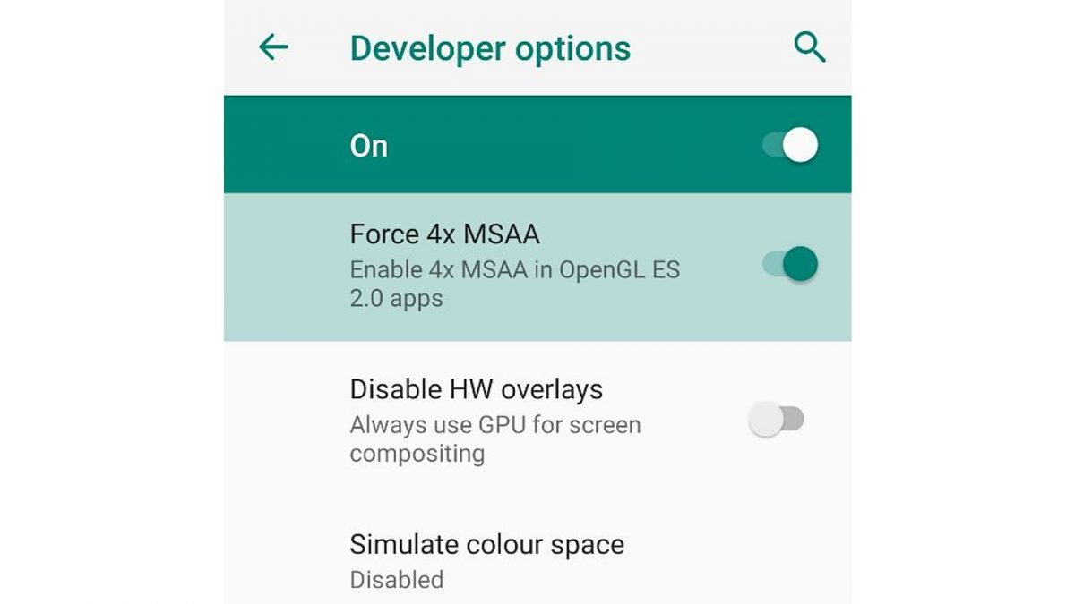 android gaming tips