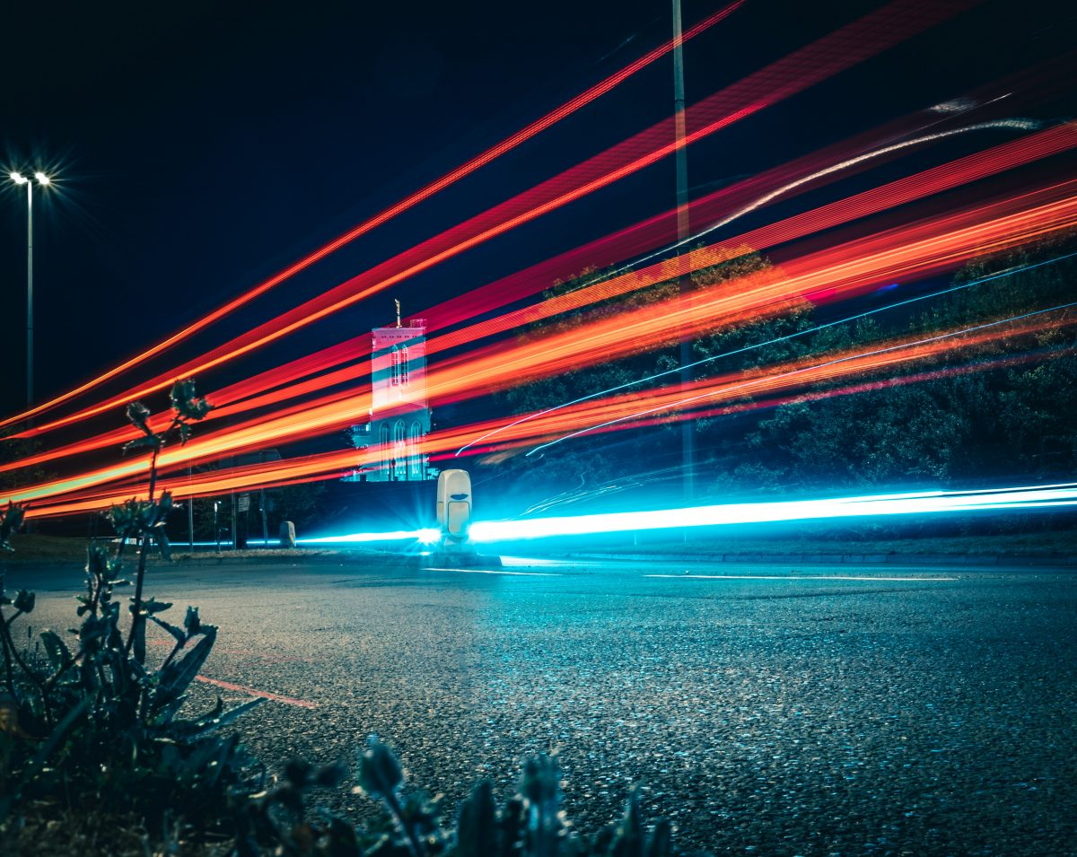 long exposure photography on iPhone