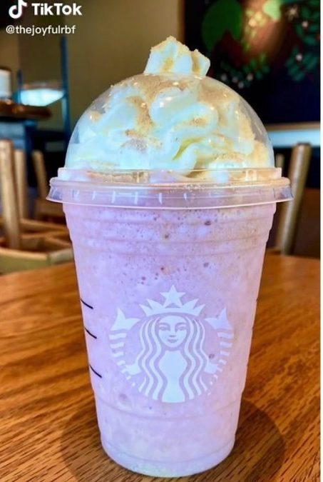 Moana-inspired TikTok Starbucks secret menu drink