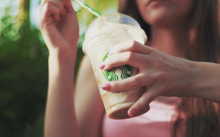 TikTok Starbucks drink