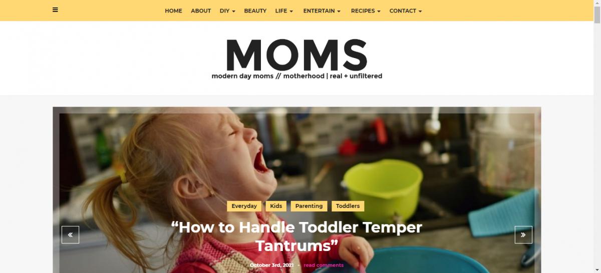 Modern Day Moms