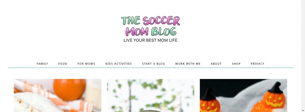 The Soccer Mom Blog