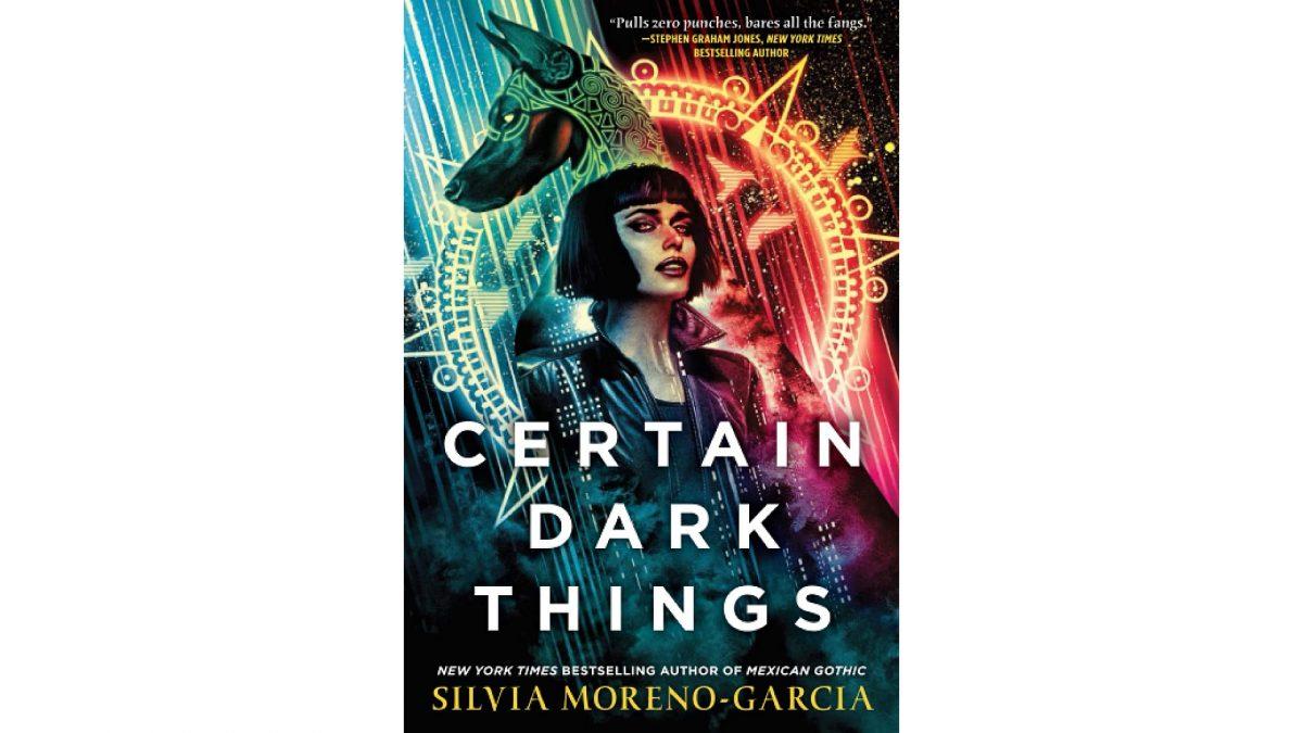 Certain Dark Things YA novel