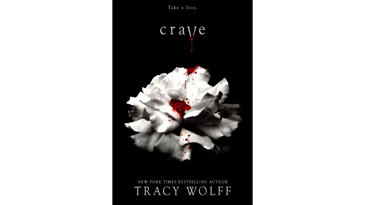 Crave by Tracy Wolff.