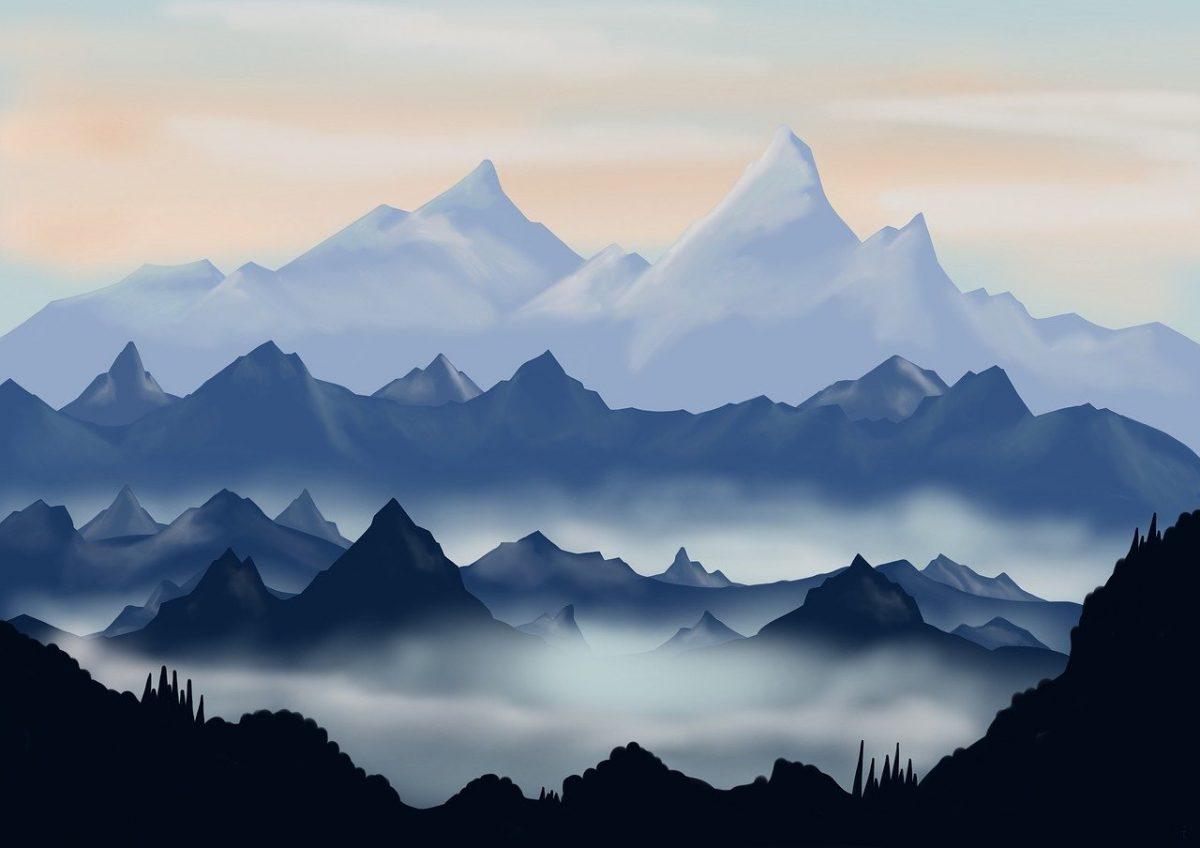 Easy Landscape Drawings