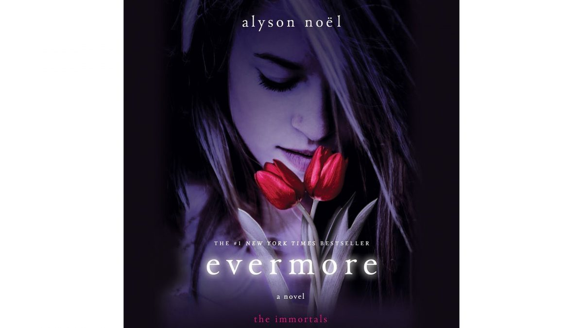 YA fantasy romance books like Twilight
