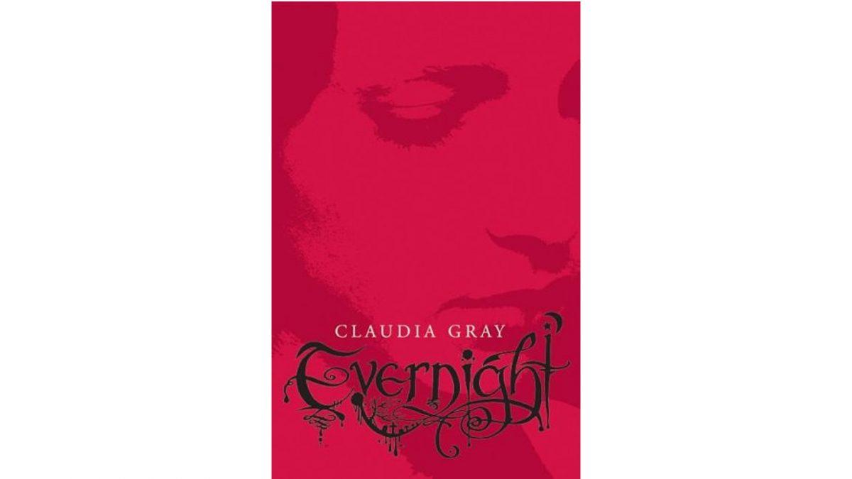 Evernight gothic YA fantasy novel