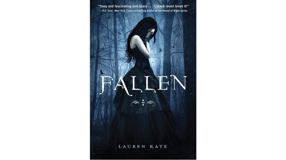 Fallen books like Twilight for tweens